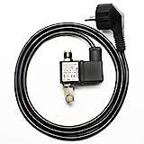 Bavaria Fluid Systems CO2-Magnetventil/Nachtabschaltung für Aquarien langem Kabel | Made in Germany