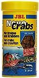 JBL NovoCrabs 30272 Alleinfutter für Krebse, Tabletten 250 ml