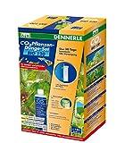Dennerle 3009 Bio 120 Komplett-Set | Bio-C02 Düngeanlage für Aquarien bis 120 Liter | mit Blasenzähler und Flipper