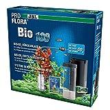 JBL ProFlora Bio160 64446 Bio-CO2-Düngeanlage mit erweiterbaren Diffusor, Für Aquarien von 50 - 160 l, 2