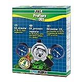 JBL ProFlora m001 63332 Armatur zur Druckminderung von CO2-Mehrwegflaschen für Aquarien