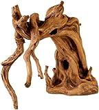 Hobby Scaper Root 1, 26 x 16 x 21 cm, künstliche Dekoration für Aquarien und Terrarien