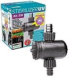 Aquael M161460 Sterylizator Uv As - 3W (N), 1000 g