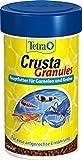 Tetra Crusta Granules (Hauptfutter für Garnelen, Krebse und Landkrabben, für eine artgerechte Ernährung, 100 ml)