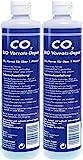 Dennerle Bio CO2 Vorrats-Depot für gleichemäßige CO2-Produktion, Verschiedene Größen (2 Stück (Vorteilspack)