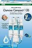 Dennerle Osmose Compact 130 - Komplett-Anlage zur Herstellung von weichem, hochreinem Wasser