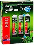 JBL PROFLORA CO2 Cylinder 500 U 3X 500 g CO2-Einweg-Vorratsflasche (3er Vorteils-Pack)