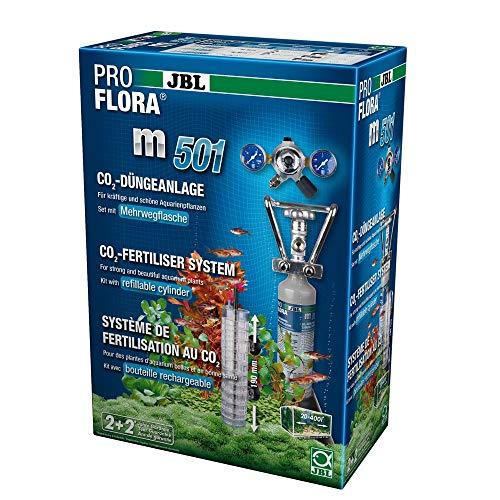CO2-Anlage JBL Proflora M501