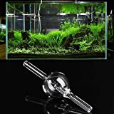 ECMQS Aquarium CO2 Glas Blase Zähler Für Fisch Live Anlage Nano Gepflanzt Tank