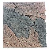 Back to Nature Basalt/Gneiss 60 Slimline Rückwand H: 55 cm Größe Modul 60A (B50xH55cm)