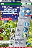 Dennerle 3077 Mehrweg 300 Space Komplettset - CO2 Pflanzen Düngung für Aquarien bis 300 Liter