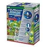Dennerle 3076 Mehrweg 300 Quantum Komplettset - CO2 Pflanzen Düngung für Aquarien bis 300 Liter