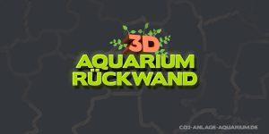 3D Aquarium Rückwand kaufen