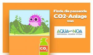 Aqua-Noa CO2-Anlagen