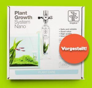 Die CO2-Anlage von Tropica: Das Tropica Plant Growth System
