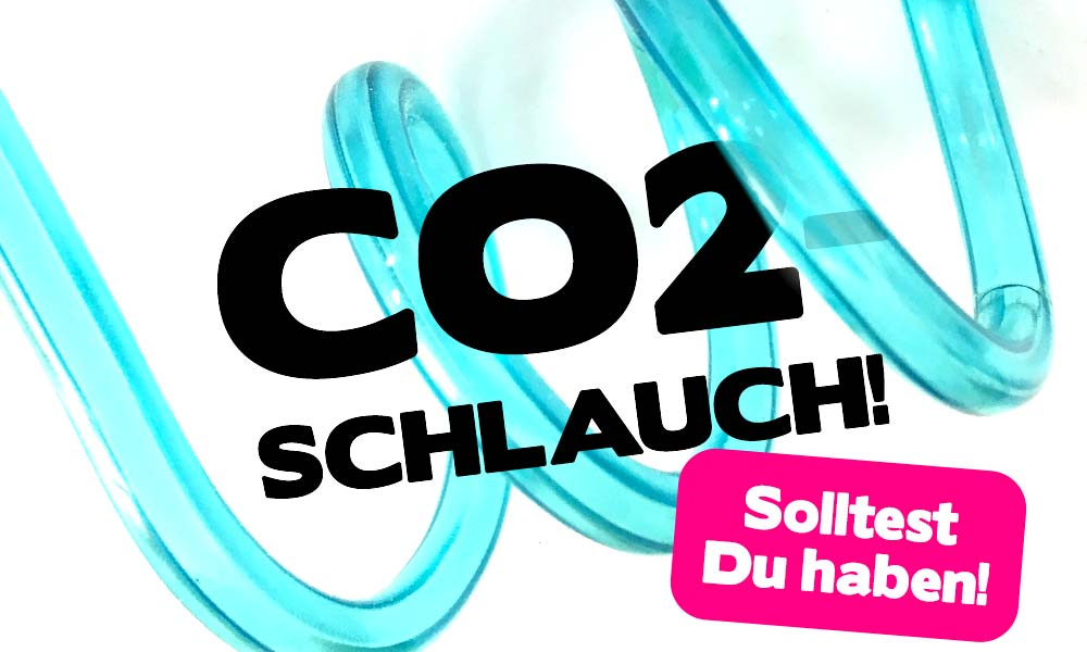 CO2-Schlauch