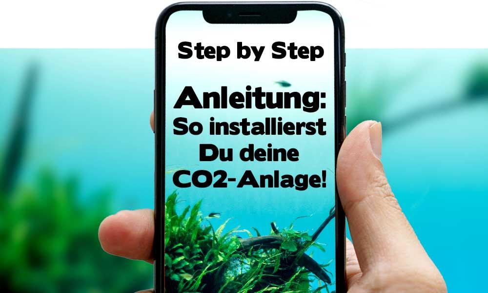 CO2-Anlage installieren