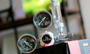Q-Grow CO2-Druckminderer