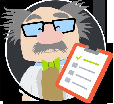 Dr. Alge rät zu regelmäßigen Wasserwechsel im Aquarium und hat dazu eine Checkliste erstellt.