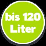 Rucksackfilter für Aquarien bis 120 Liter