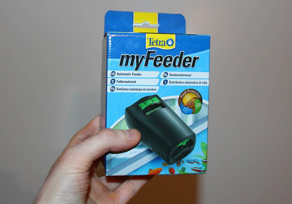Das kann der Tetra myFeeder