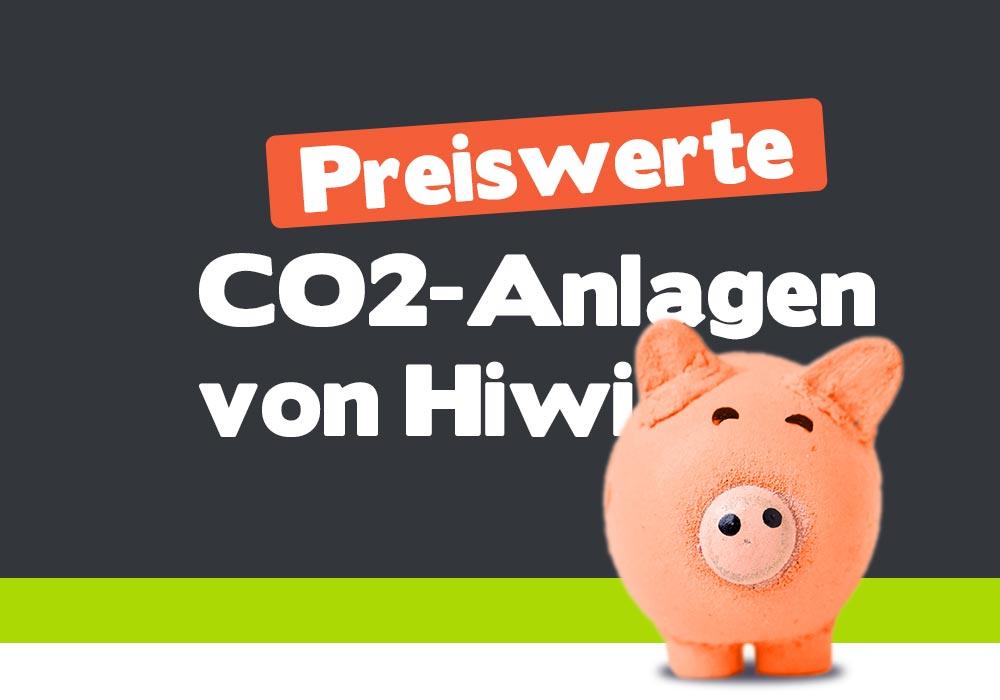 Hiwi CO2-Anlage