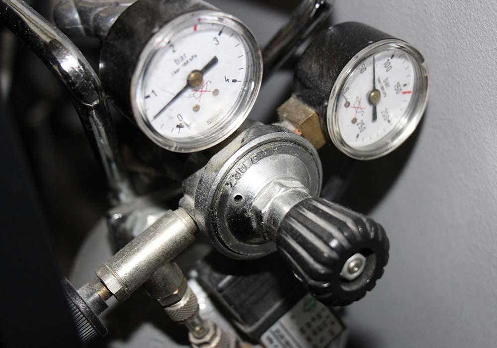 CO2-Druckminderer gebraucht kaufen
