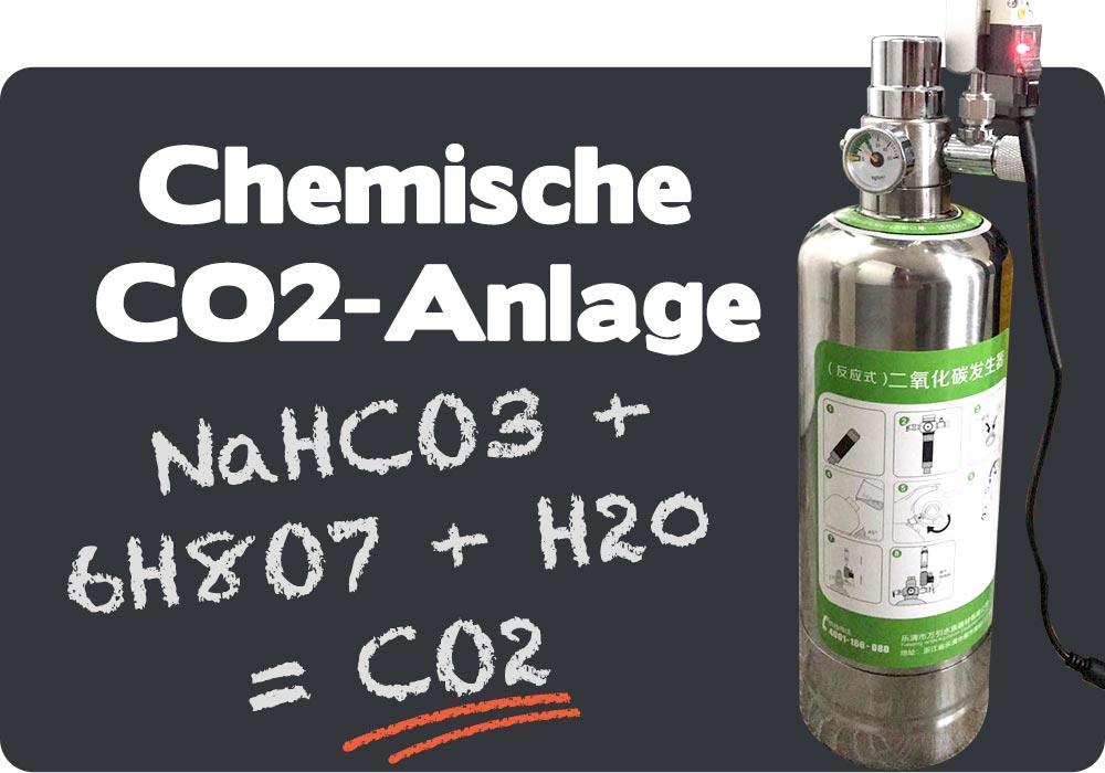 Chemische CO2-Anlage