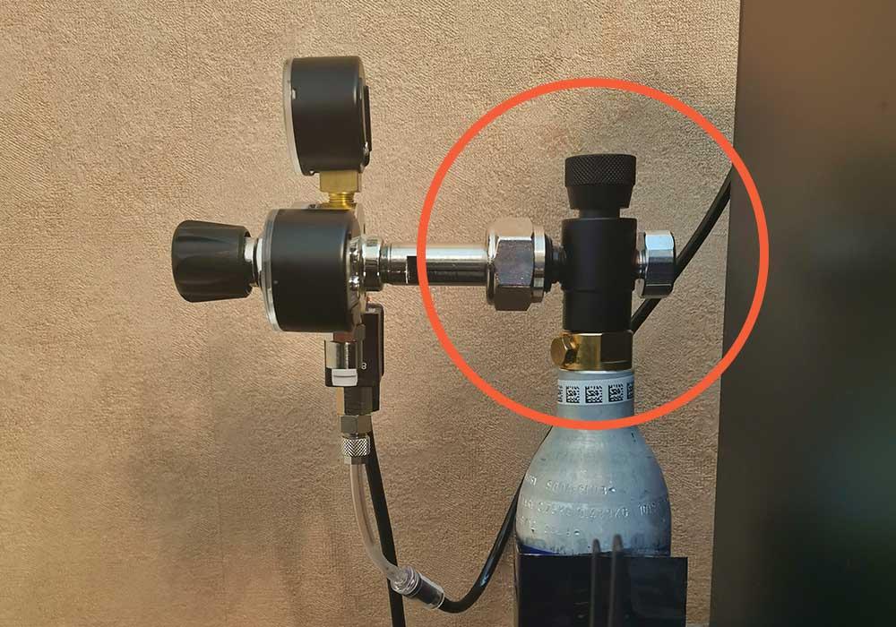 So easy nutzt Du die CO2-Anlage mit Sodastream-Flasche 🌿 2