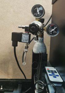 Wie lange hält die CO2-Anlage mit Sodastream-Flasche am Aquarium?