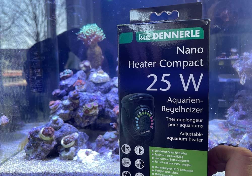 Welche Leistung für welche Aquariumsgröße?